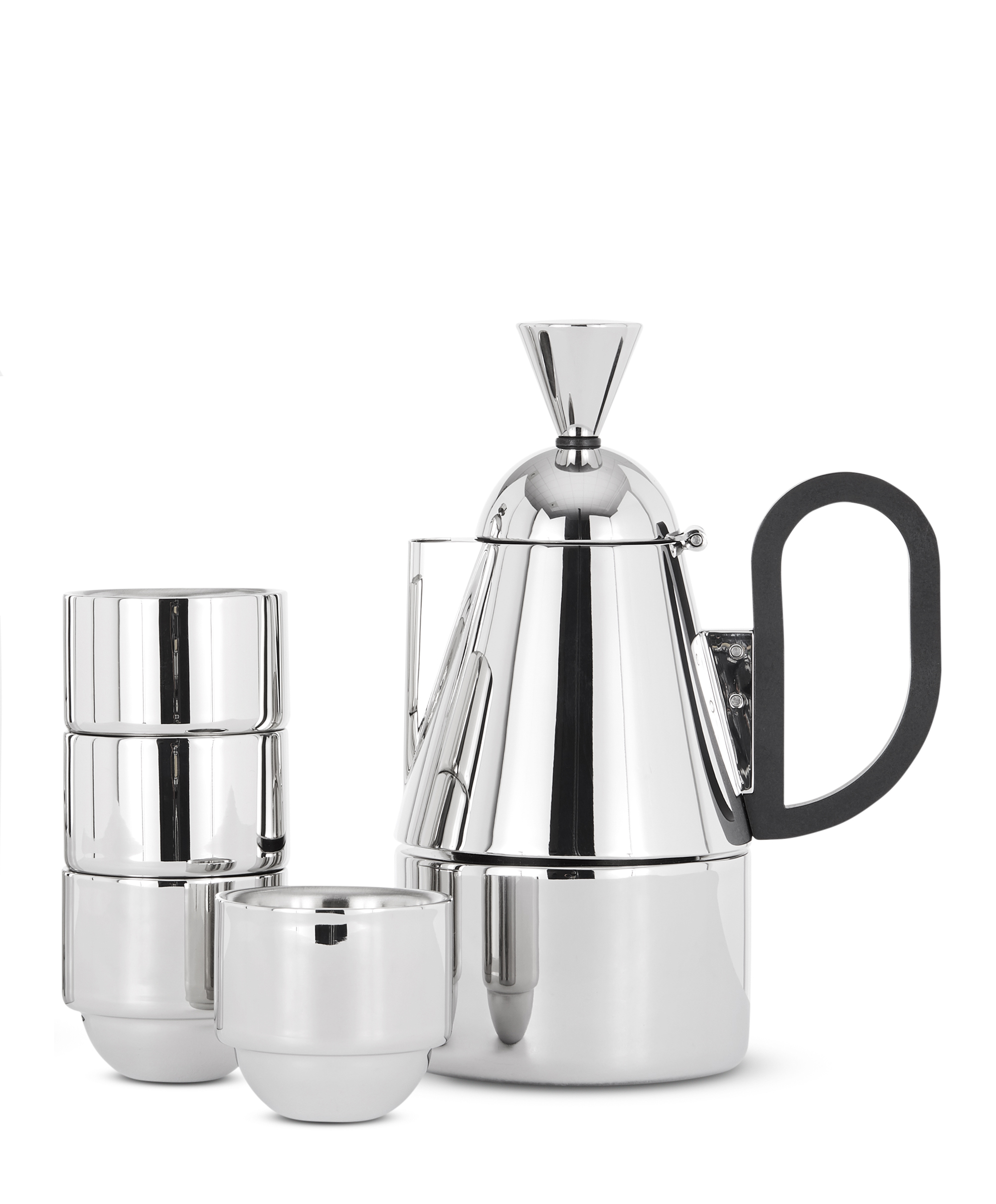 Brew Stainless Steel Stove Top Giftset